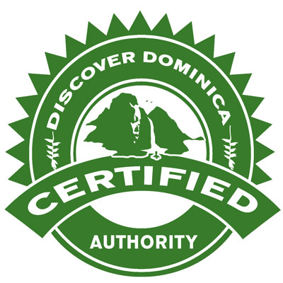 Discover Dominica Authority Certification